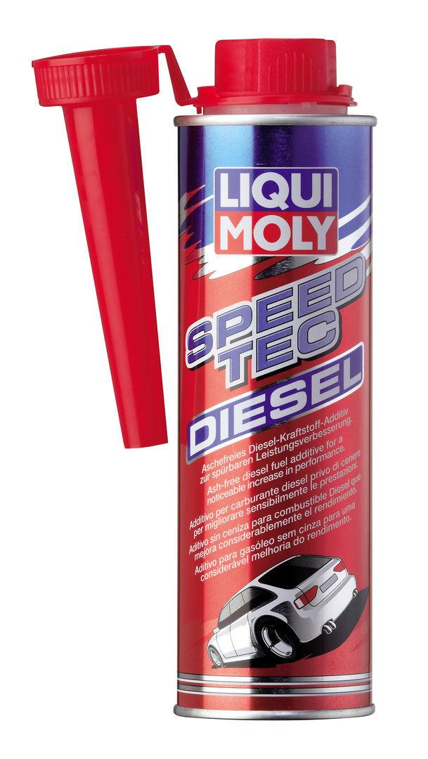 Liqui Moly Speed Tec Diesel быстрый дизельный авто