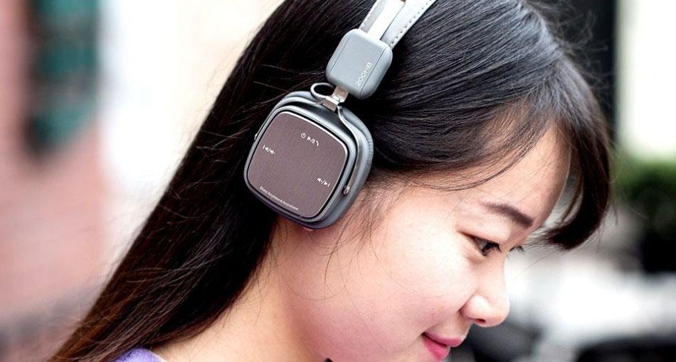 Bluetooth-наушники Remax RB-200HB с микрофоном