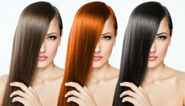 Краски для волос: виды и особенности