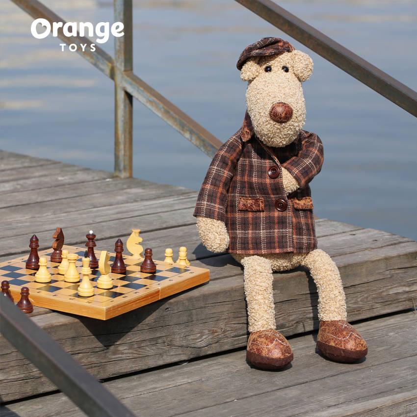 Пес Мистер Ричи, Orange Toys