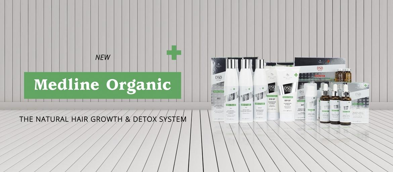 Купить Dsd de luxe medline organic