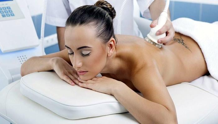 Вибрационный массаж