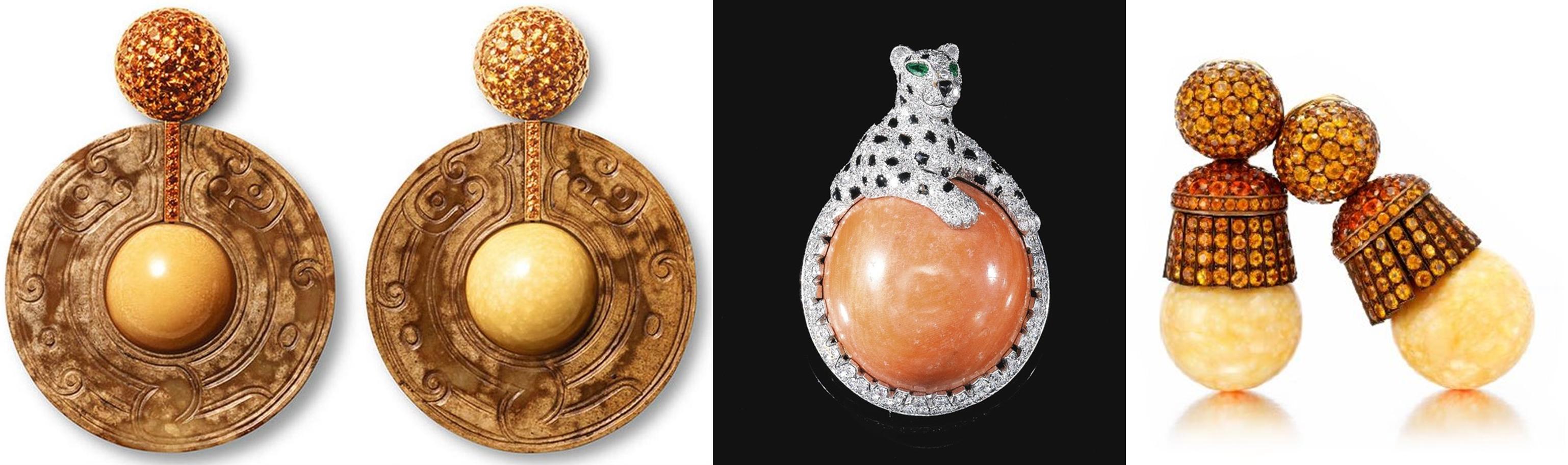 ювелирные украшения с жемчужинами мело
