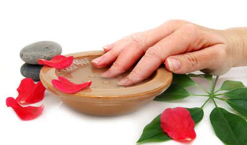 Народные методы укрепления ногтей