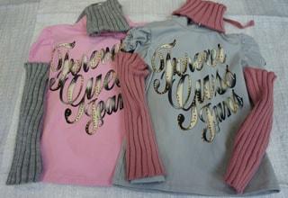 одежда для девочек оптом от производителя