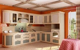 КАНТРИ Мебель для кухни