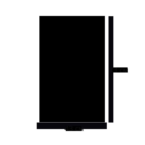 Размеры Casada Acupressure Mat Red