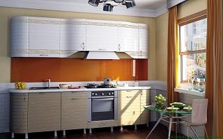КАПУЧИНО Мебель для кухни