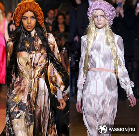 Стиль моды этнический