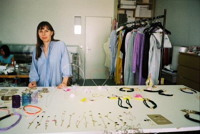 Sabrina Dehoff - новаторский ювелирный бренд из Германии