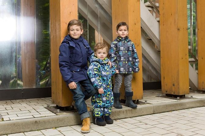 Комбинезон Premont Весна-Осень Тайны острова Оук S18202 купить в интернет-магазине Premont-shop!