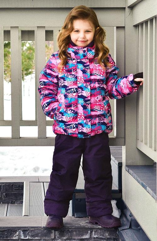 Зимний комплект Premont Северное сияние Юкона - новая коллекция Premont Зима 2018-2019!
