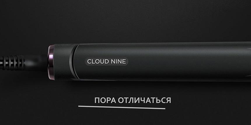 cloud nine клауд найн щипцы плойка выпрямитель купить интернет магазин цена доставка москва