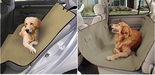 Чехол Petzoom Lounge в авто для домашних питомцев