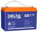 Гелевые аккумуляторы Delta GX 12-100