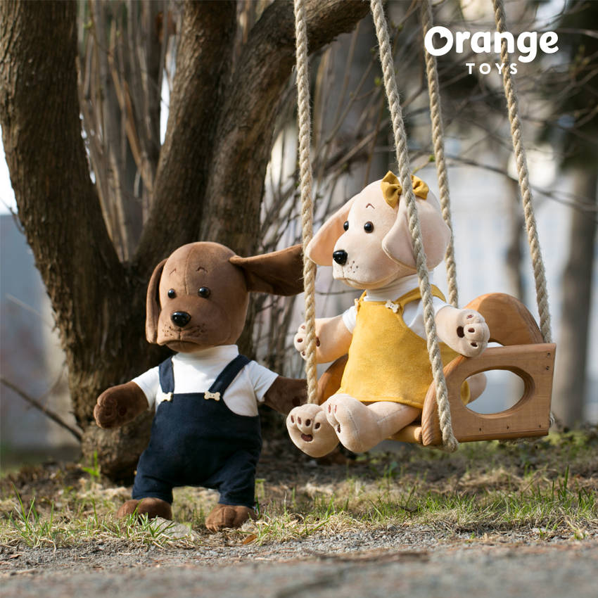 Щенок Бося, Orange Toys