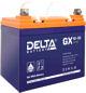Гелевые аккумуляторы Delta GX 12-33