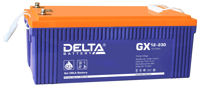Гелевые аккумуляторы Delta GX 12-230