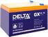 Гелевые аккумуляторы Delta GX 12-12