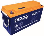 Гелевые аккумуляторы Delta GX 12-150