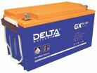 Гелевые аккумуляторы Delta GX 12-80