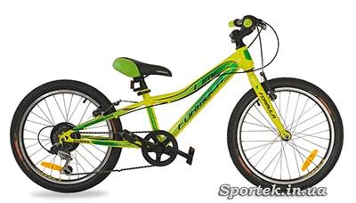 Описание велосипеда Formula Lime 2016