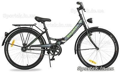 Описание велосипеда Дорожник Смарт 2016