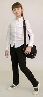 недорогие школьные блузки оптом в интернет-магазине