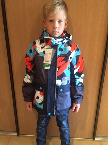Отзыв на куртку Premont 3 в 1 Краски Сент-Джонс (фото 1)