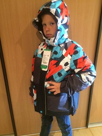 Отзыв на куртку Premont 3 в 1 Краски Сент-Джонс (фото 2)