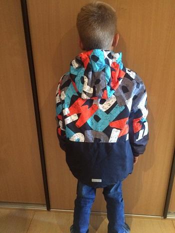 Отзыв на куртку 3 в 1 Краски Сент-Джонс от Premont (фото 3)