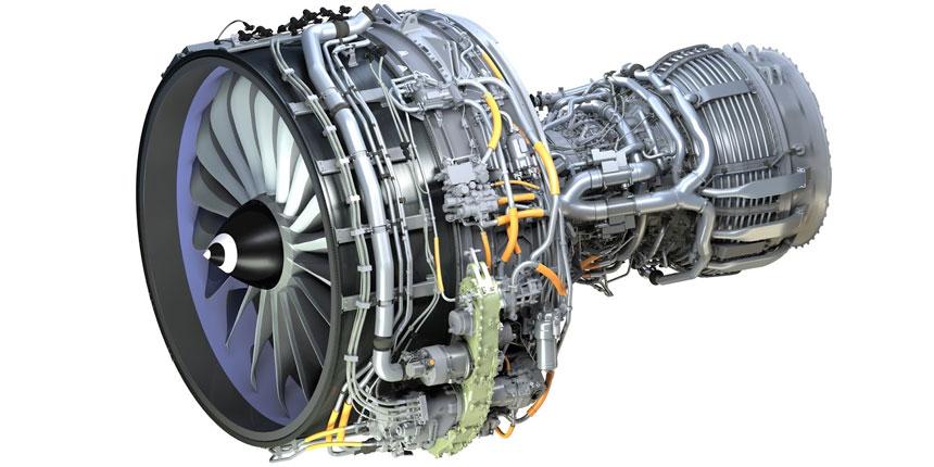 детали двигателя напечатанные на 3д принтере