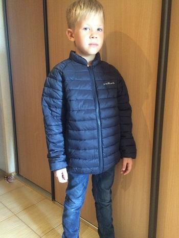 Отзыв на куртку Premont 3 в 1 Краски Сент-Джонс (внутренняя куртка)