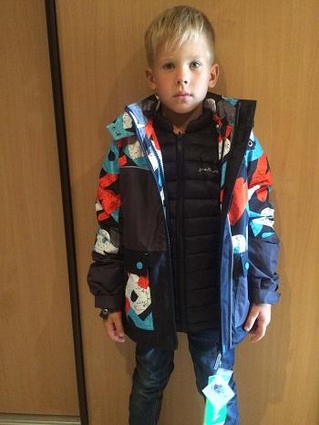 Куртка Premont 3 в 1 Краски Сент-Джонс (фото-отзыв)