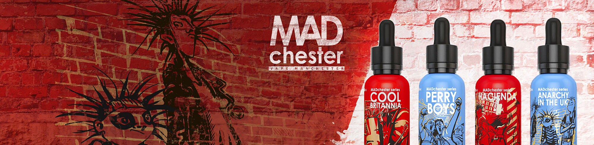 Madchester - Старая добрая хулиганская Британия!