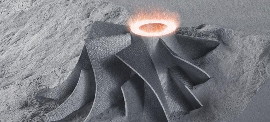 Powder Bed Fusion (расплавление в заранее сформированном слое)