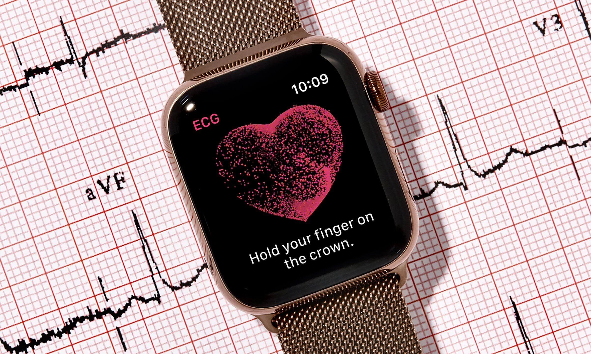 Apple создает свою систему в области здравоохранения