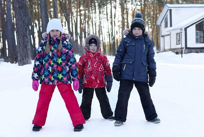 Зимние комплекты Premont 2019 в наличии в интернет-магазине Premont-shop