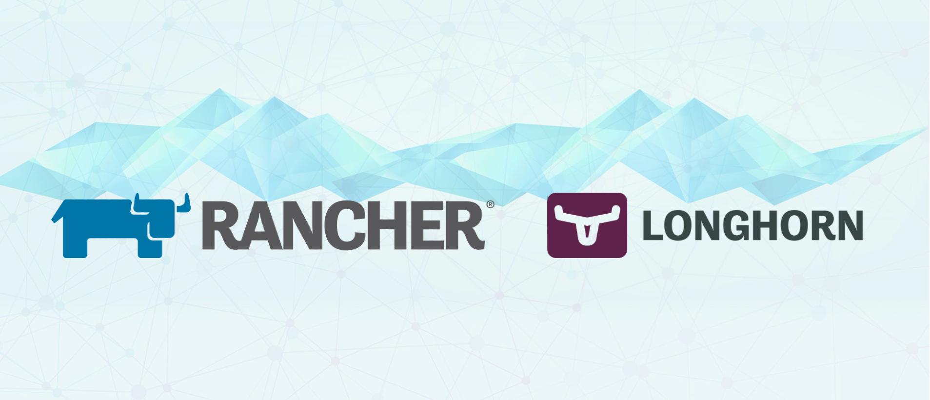 Rancher Longhorn