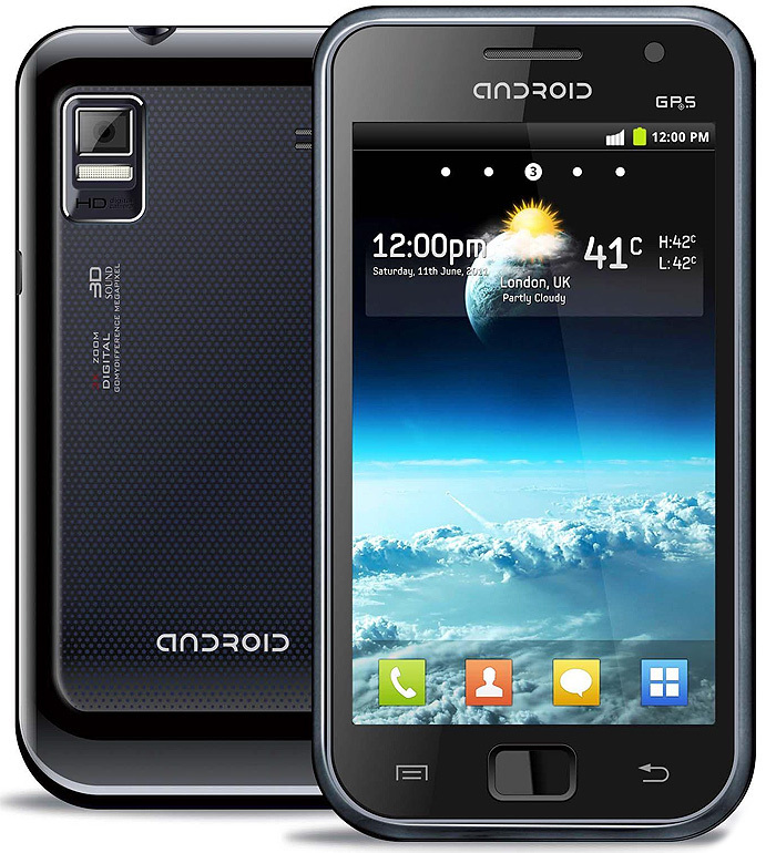 Star X19i (Samsung Galaxy S) Android 2.3 3G (MTK6573)