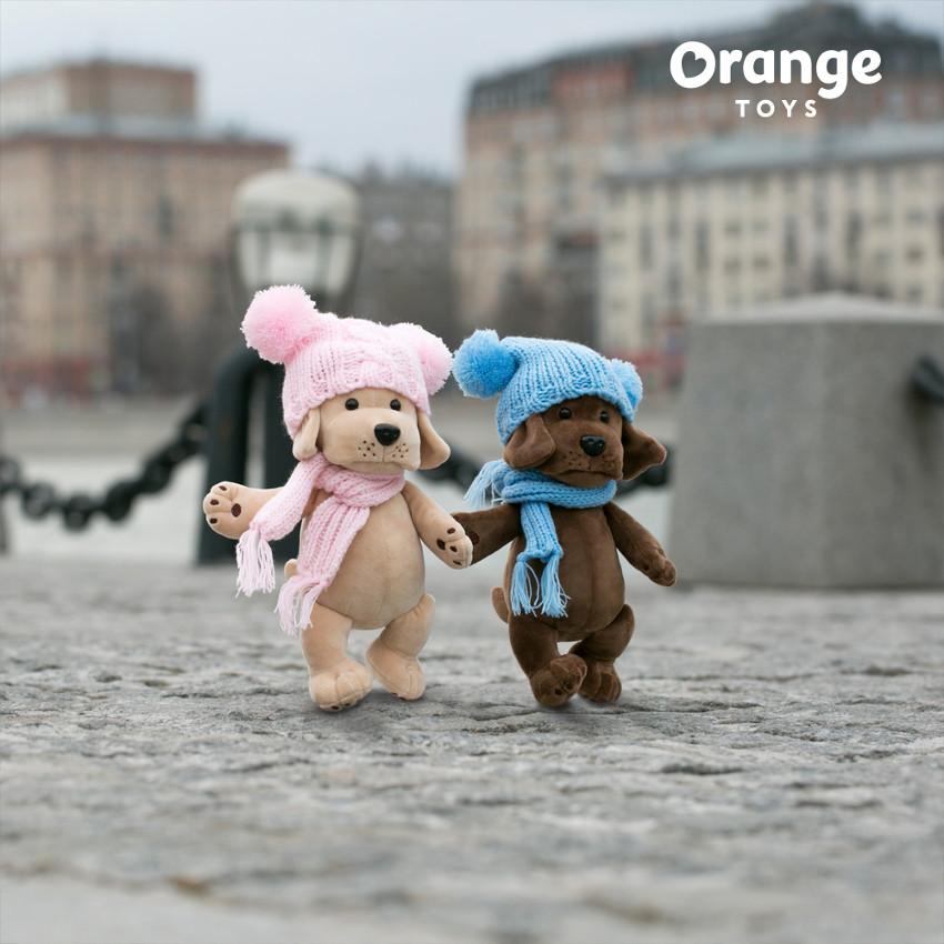 Щенок Кроха, Orange Toys