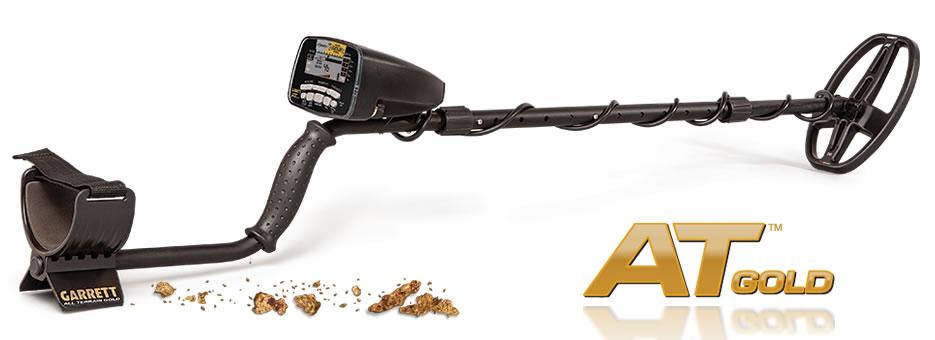 Металлоискатель для золота Garrett AT Gold