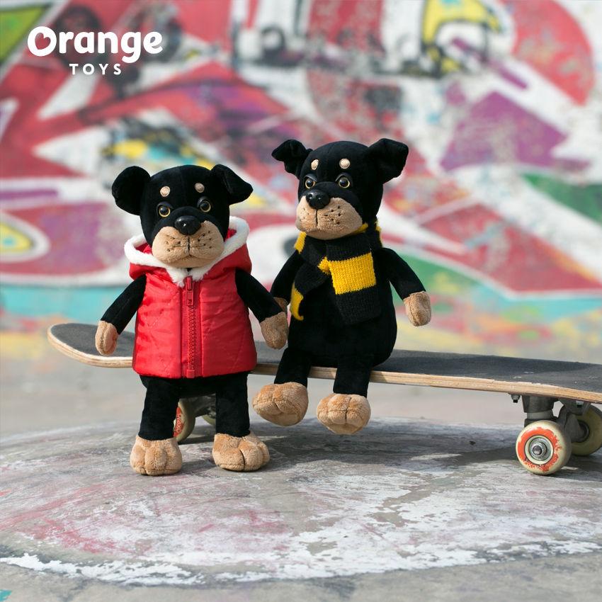Ротвейлер Бакс, Orange Toys