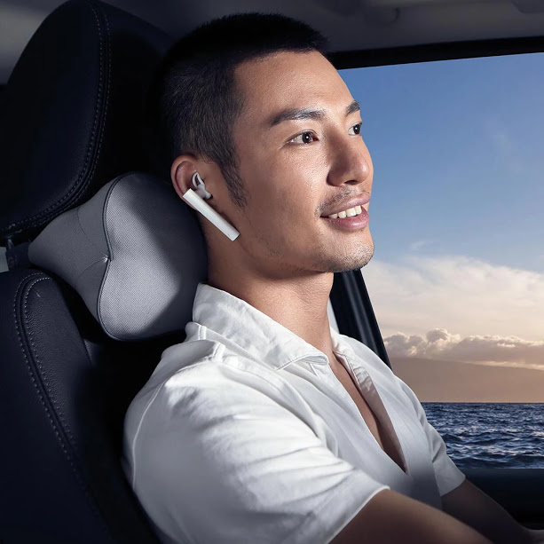 Xiaomi Mi Bluetooth Headset белые