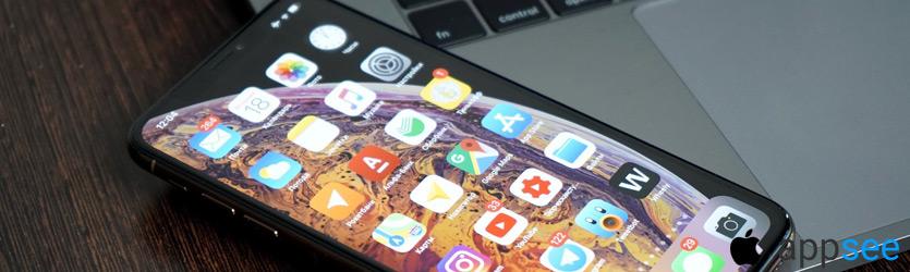Айфон XS Max цена в Москве