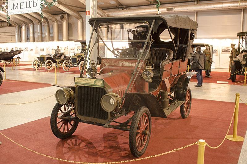 Олдтаймер галерея старинных автомобилей 2017