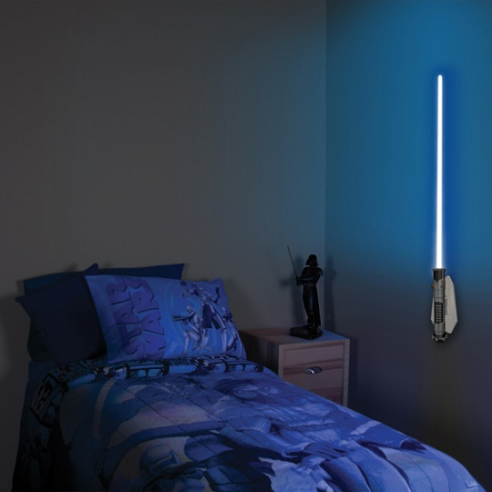 Ночник-светильник в виде меча Star Wars