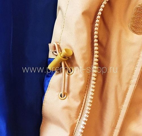 Детские демисезонные куртки Premont для мальчиков Неуловимый Сейбл