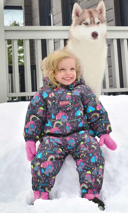 Зимний комбинезон Premont Парк Ля Ронд - новая коллекция Premont Зима 2018-2019!
