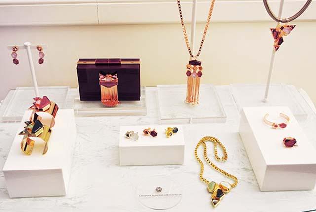 ювелирные украшения итальянского бренда Giuliana Mancinelli